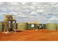 Desalination and Waste Water treatment plants for the Wheatstone project in Onslow, Western Australia