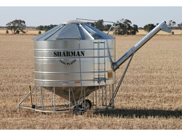 Integrated with comprehensive features as standard, Porta Bin offers a quality grain storage solution