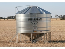 Porta Bins for Grain Storage from MD and LA Sharman (Sharmans)