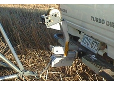Reduce the incidence of back injury with the innovative Winch Hitch