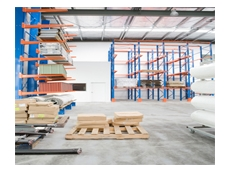 Warehouse storage and racking safety equipment