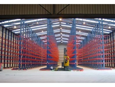 Warehouse Storage Systems - Cantilever Racks