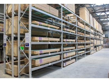 Pallet Racking for Selective Bulk Storage