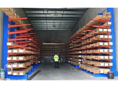 Cantilever Racking System from MECA