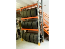 Special racks for automotive industries