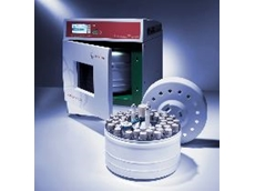 Treats up to 48 samples simultaneously in acid digestion or solvent extraction or synthesis applications.