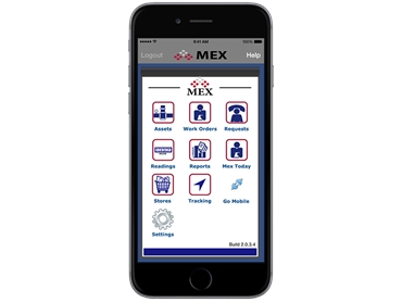 MEX iOS App iPhone
