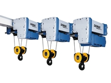 DR Wire rope hoists from Demag