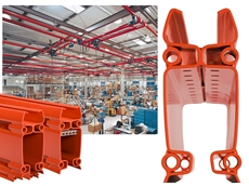 KBK-IIH profiles provide more flexible options for the design of KBK light crane systems