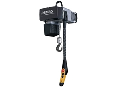 Demag Cranes & Components introduces DC-Com electric chain hoist