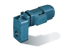 Demag Cranes and Components' offset geared motors