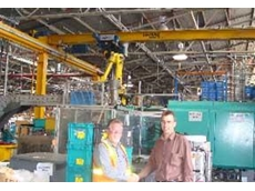 Demag cranes and chain hoists keep the production line moving round the clock