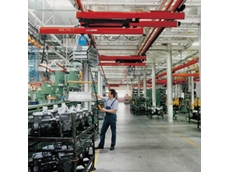 Extending cranes from Demag Cranes and Components