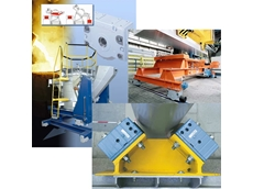 Hard Wearing Crane Wheels and Wheel Block Systems by MHE Demag Australia