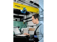 Maintenance, inspections and repair services available from Demag Service