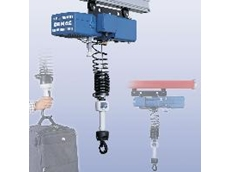New series electric rope winch available from Demag Cranes & Components