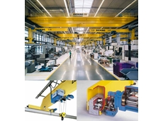 Overhead Cranes for Light or Heavy Load Capacities by MHE Demag Australia