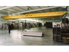Demag double-girder overhead travelling cranes