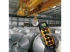 Demag radio control systems