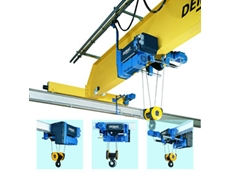 Demag standard cranes