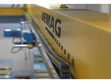 Demag's energy chain systems fully protect power supply and control cables, helping to minimise the need for maintenance