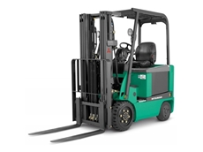 Battery Electric Counterbalance Forklift - 4 Wheel Cushions Forklifts -1.5-3.0 Tonnes