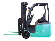Battery Electric Counterbalance Forklift - FB-TCB Series 3 Wheel Battery Forklifts - 1.5-2.0 Tonnes
