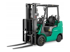 Engine Counterbalance Forklifts - Internal Combustion Cushion Tyres LPG Forklifts
