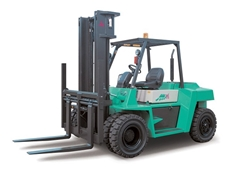 Engine Counterbalance Forklifts - Internal Combustion Pneumatic Tyres Diesel Forklifts (6.0-16