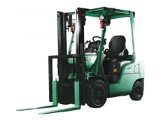 Engine Counterbalance Forklifts - Internal Combustion Pneumatic Tyres Forklifts (LPG and Diese