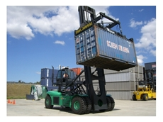 Heavy Duty Forklifts - MLA Vulcan Full Container Handler - C360/C400