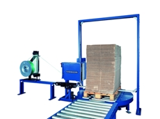 Automatic strapping machines from MOSCA Australia