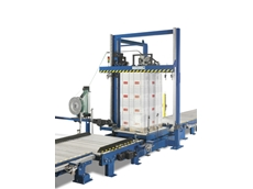 KZS-111 / KCS-111Automatic Pallet Strapping Presses from MOSCA Australia