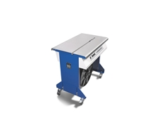 MOSCA Australia features MO-M-7 industrial strapping machine