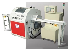 CFS-100 semi-optimising cut-off saws from MPB Engineering