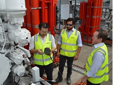 MPower factory tested a combined 20MW of power systems over the summer of 2013/2014