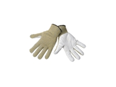 Cut Resistance- Leather Palm Gloves - MSA Safety