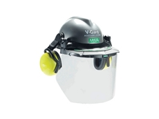 Face Protection Shields and Helmets from MSA