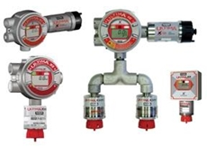 Fixed Gas Detectors for Toxic Gases, Oxygen and Chlorine by MSA Australia