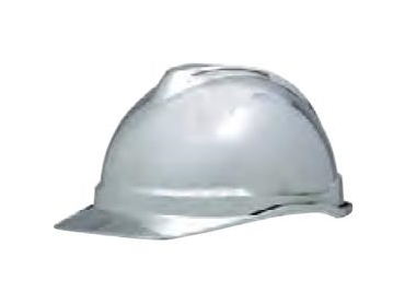 V-Gard Advance 500 Chrome Look Cap that reflects direct heat