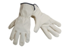 MSA Cow Grain Extended Cuff Glove