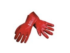 MSA Fully Coated PVC Single Dipped Gloves - 27 cm