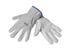 MSA Grain Palm Split Leather Back Driver Glove