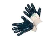 MSA Heavy Nitrile Palm Coated - Knit Cuff Glove