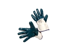 MSA Heavy Nitrile Palm Coated- Open Cuff Glove