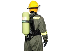 MSA's supplied air respirator