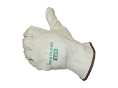 These A grade leather gloves offer resistance to abrasions and punctures for a range of applications and industries