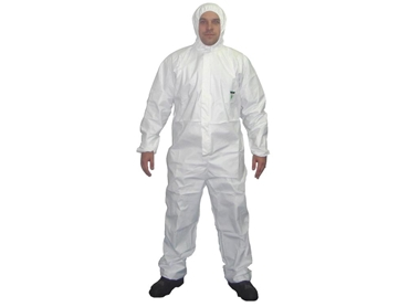 The light and breathable protective overalls from MSA