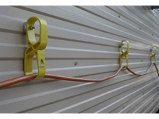 Cable storage made easy with Cable-Buddy magnetic safety tidy from Magnet Sales Australia