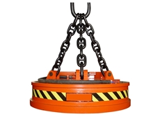Electromagnetic lifting magnets available from Magnet Sales Australia